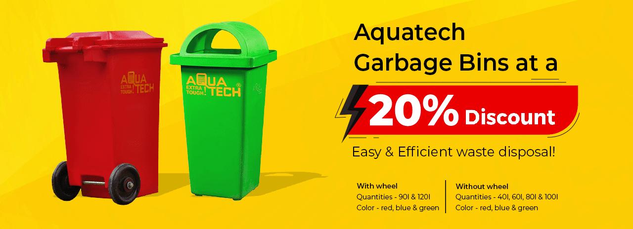 buy garbage bin online at best price