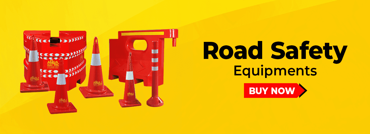 Buy Road Safety Products & Equipments Online - Aquatech