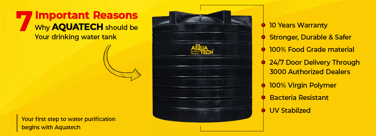 Order Online Water Tanks at best price